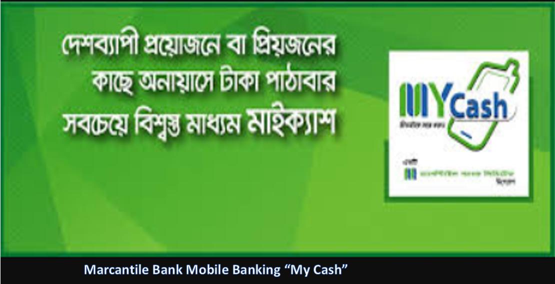 Marcantile Bank Mobile banking My cash