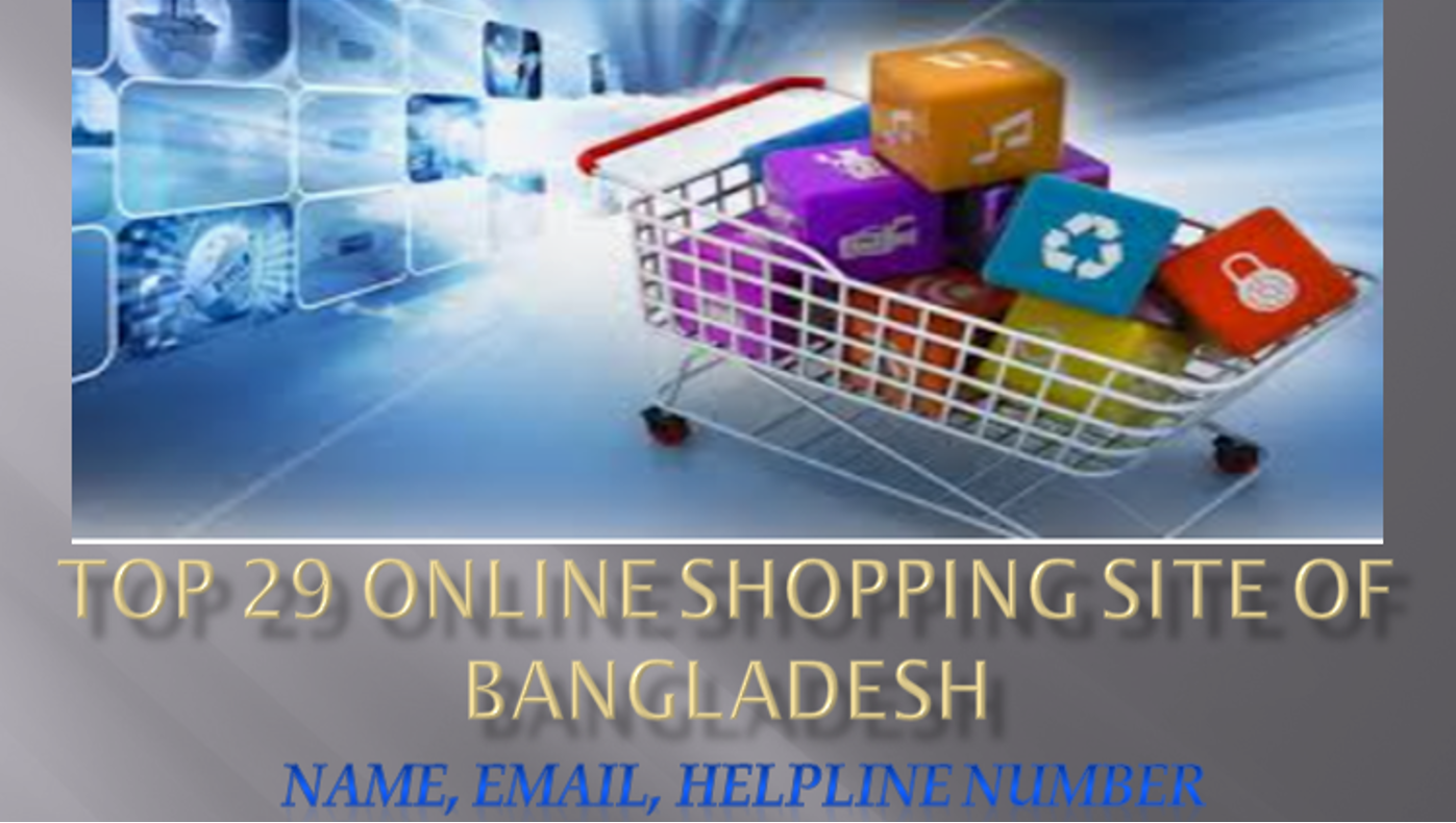 Online shopping site list