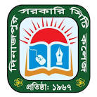Dinajpur college logo