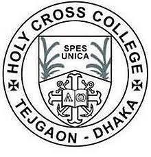 Holy Cross College Admission logo