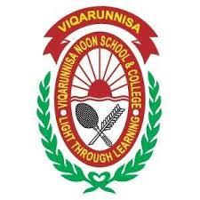Viqarunnisa Noon College logo