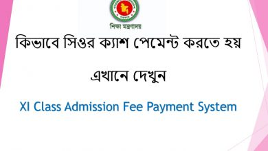 XI class admission fee payment feature image by Sure Cash