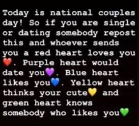 message national couple day