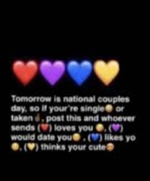 Message of national Couple day 1