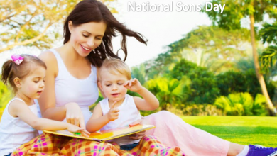 Happy National Sons Day feature image