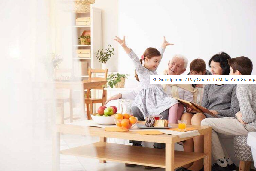 the best photos of grandparent Day