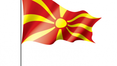 North Macedonia independence Day feature Image