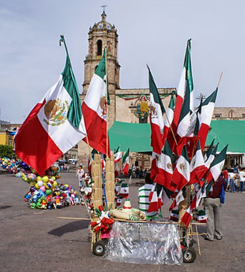 The best image of Mexican independence day