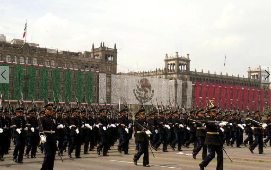 the best image of Mexico independence day