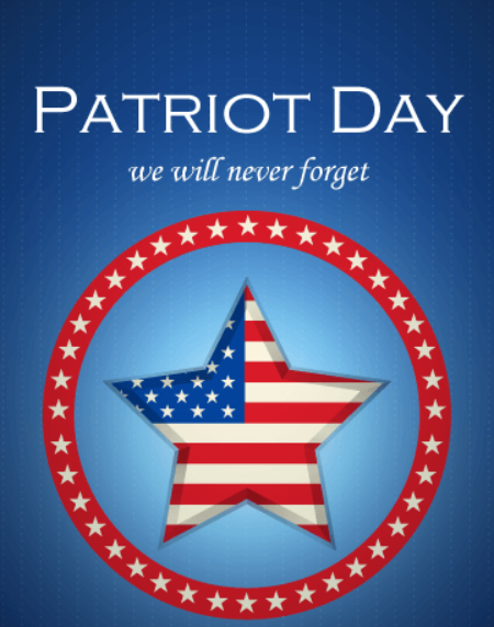 The best image of the Patriot day