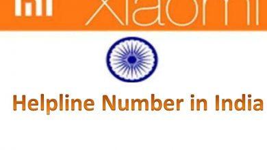 xiaomi customer care in india