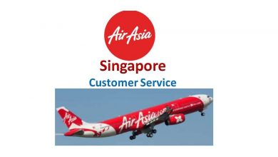 Air Asia Singapore Customer services