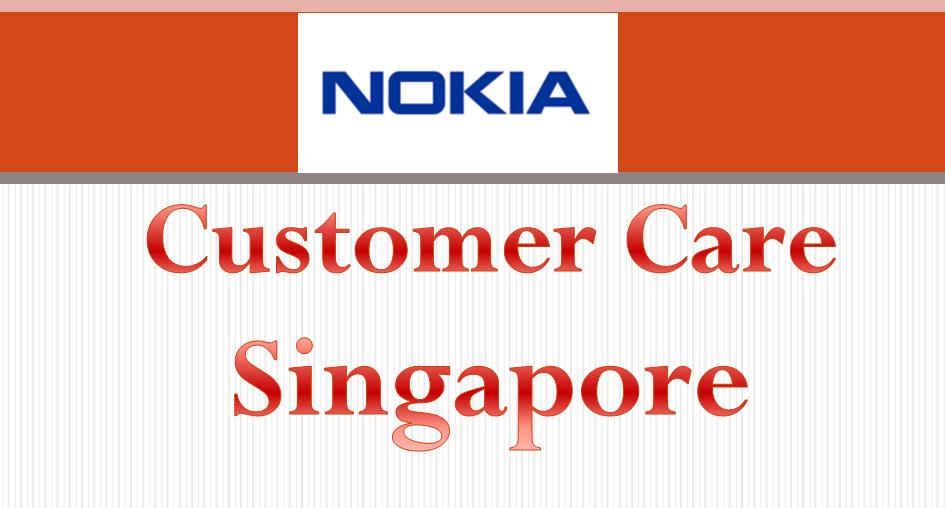Nokia Customer care singapore