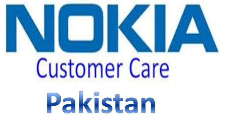 Pakistan nokia customer care