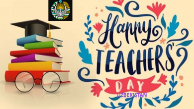 UZBAKISTAN TEACHER DAY FEATURE