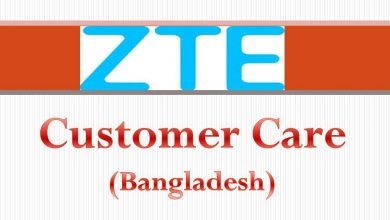 ZTE customer care address and phone number