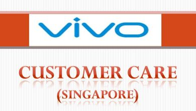 Vivo Customer care singapore hotline number and address