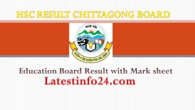 HSC Result Chittagong Board feature