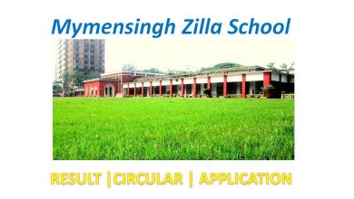 Mymensingh Zilla School Admission Results