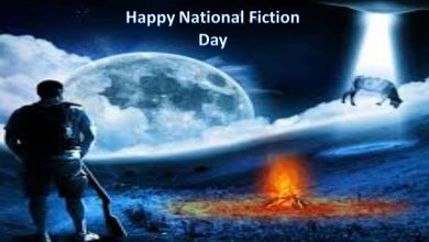 Happy National Fiction day image