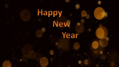 Happy New Year 2021 GIF Animation Image Free Download