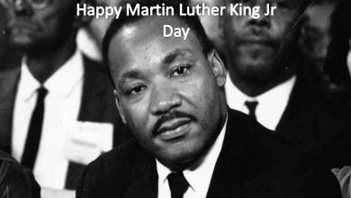 Martin Luther King Jr Day Wishes, Greeting, Quotes, Status & Sayings