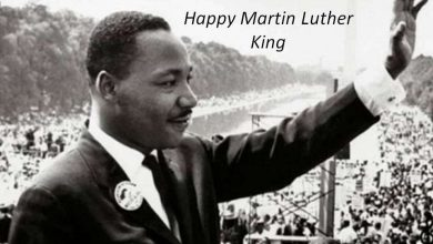 Martin Luther King, Jr. Day Date, History, Images, Wishes, Quotes and Greeting