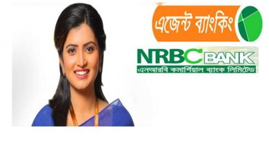 NRB Commercial Bank Limited is a fourth generation private commercial bank which has started its commercial activities since April 2013 through Principal Branch. The bank started the activities of Agent Banking on 12th December 2016 to bring the poorest masses in remote areas to banking services. The main objective of introducing agent banking is to employ and provide banking services to those who do not have access to banking services in remote areas. Ila Diben was the first to inaugurate Agent Banking on 6 May 2018 at Amtali Bazar, Vijayanagar Upazila, Brahmanbaria District and Baraibari Bazar, Kaliakair Upazila, Gazipur District. The bank has so far provided a total of 316 Outlet in 66 upazilas in 29 districts through which banking activities will be provided. Banking services will be provided through agent banking which will be contracted to operate any third-party bank account with the bank instead of the cashier and the banking transaction account open by Taylor through the outlet will handle other activities. So today we will share with you the details of all the activities of NRB Bank's Agent Banking Services including Transaction Limit, Transaction Charge, ATM Card, and Outlet. Helpline Number of Agent Banking (NRBC) NRB Bank has a helpline service for agent banking services. So if you are a customer of Agent Banking of this bank then you can call the helpline number at any time 24 hours 7 days to solve any problem about Agent Banking and call Agent Banking to solve any service. • E-mail: callcenter@nrbbankbd.com; • Web: www.nrbbankbd.com; • 24 hours Call Center: 09666456000 or, 16568. Outlet Map of Agent Banking All the districts and upazilas of NRB Bank which have agent banking outlets are identified in the map. Below is a map that allows you to find and identify agent banking outlets. NRB Agent Banking logo Like every commercial commercial bank, NRB Bank Agent Banking has its own logo. This logo is attached here which you can download and save from here 