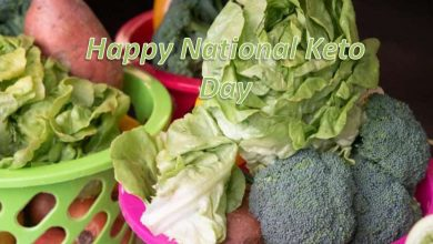 National Keto Day Wishes, Quotes, Greeting, Status and Image