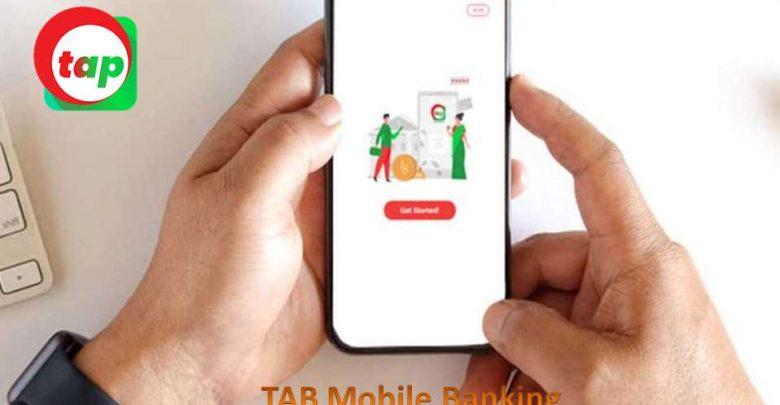 TAB Mobile Banking Menu, Helpline Number, Email, Logo & Services