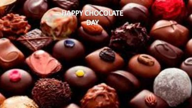 Happy Chocolate Day Wishes, Messages, Quotes, Images, Whatsapp, SMS & Wallpaper
