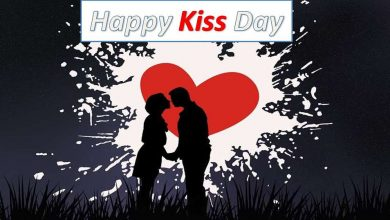 Happy Kiss Day Wishes, Messages, Images, Quotes, SMS, Status. Picture & Wallpaper
