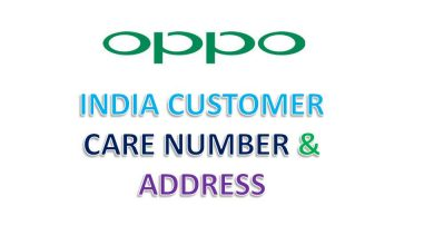 Oppo Service Centre Contact Number