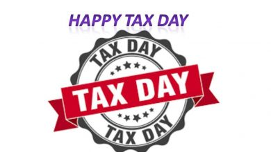 Happy Tax Day Wishes, Message, SMS, Status, Quotes, picture, Image & Wallpaper