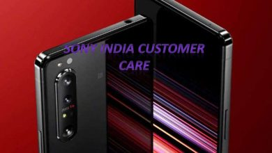 Sony India All Toll-Free Number