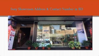 Sony Showroom Address & Contact Number, Service Center & Customer Care in Bangladesh