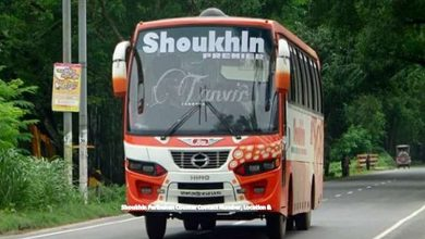 Shoukhin Paribahan Counter Contact Number, Location & Online Ticket Booking