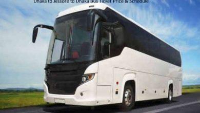 Dhaka to Jessore to Dhaka Bus Ticket Price & Schedule