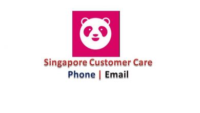 Foodpanda Singapore Customer Service Contact Number, Email Address