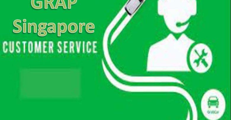 Grab Customer Service Singapore Hotline Number, Email Address & More