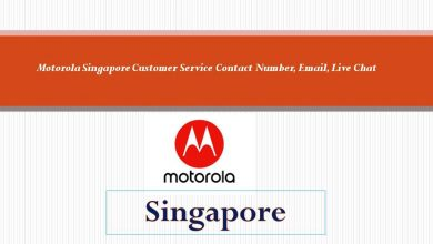 Motorola Singapore Customer Service Contact Number, Email, Live Chat
