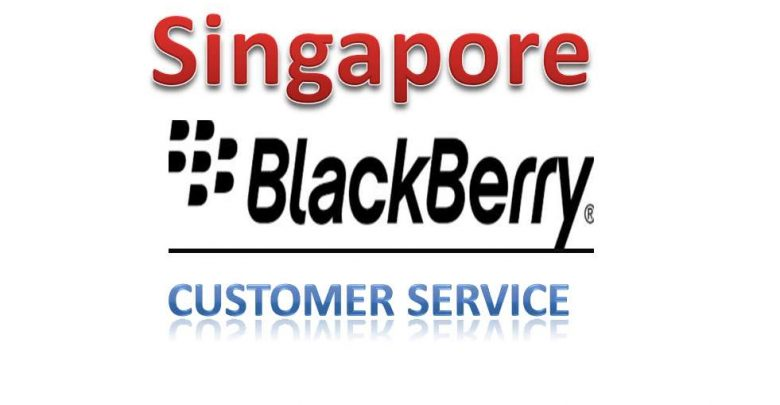 Blackberry Singapore Customer Service Number, Email, Head Office