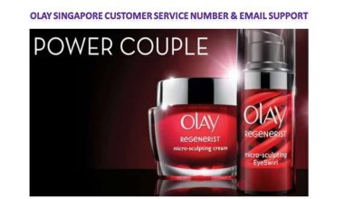 Olay Singapore Customer Service Number & Email Support